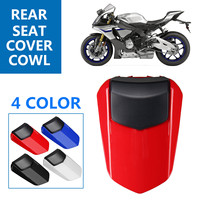 Rear Seat Cowl Fairing Cover For Motorcycle For Yamaha YZF R6 2008 2016 2009 BS1 Solo Motor Seat Cowl Rear Covers Multi color