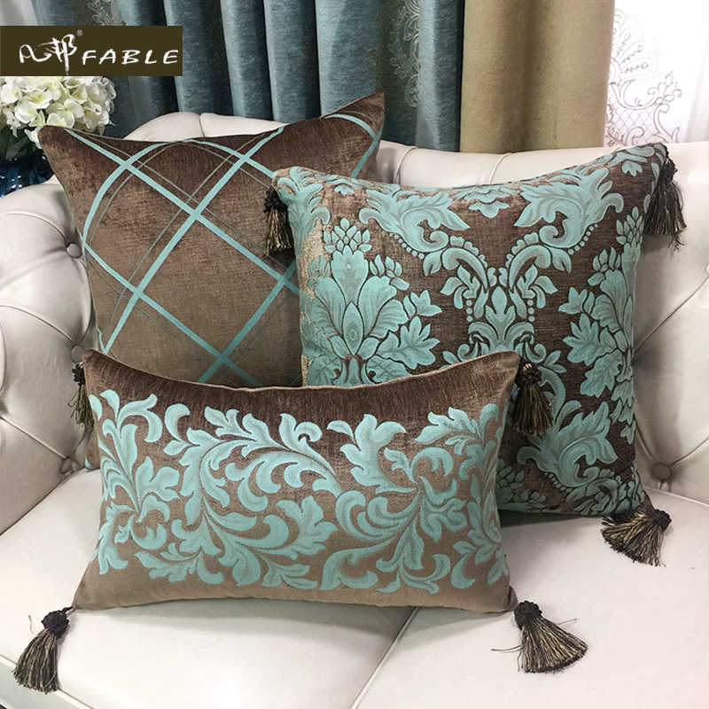 American Andrea  Pillow Cover Decorative Velvet Pillow Case For  Seat halloween free shipping