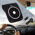 Wireless Bluetooth Car Kit Hands Free Car Speakerphone Sun Visor Sunvisors Clip Car Changer Bluetooth Speaker Receiver