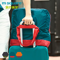 M square saco da bagagem do curso das mulheres homens sacos de viagem dobrável mochila dobrável leve à prova d' água bolsa unisex