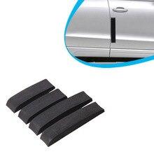 4PCS/set Car Door Protector Anti-Collision Strip Edge Trim Guard Moulding Decorative strip Sticker Styling