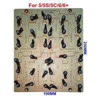 Фрезерные машины формы для iPhone 5/5C/5s/6/6 + доска Ремонт
