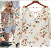 The-new-European-and-American-V-neck-birds-shirt-color-Dove-wild-tether-Long-sleeved-chiffon.jpg_200x200