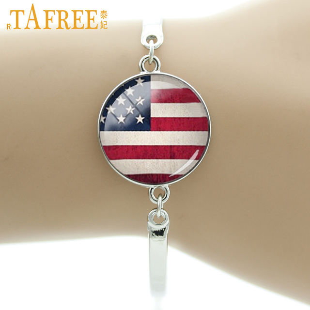 Tafree Brand American Flag Country Logo Picture Usa Texas Flag