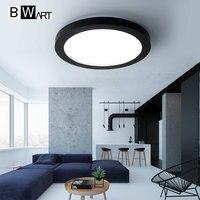 BWART Remote Dimmable Ceiling Led Lamp For Home Lighting Bedroom Living Room Kitchen Modern Led Ceiling