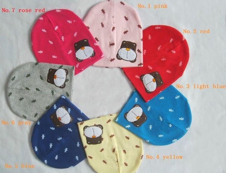 Мода детская шапка с мультфильм собака тюбетейку младенца Шапки детей головной убор детские шапки для мальчиков и девочек подарок Beanie