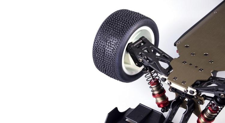 LC CORSA/Tacon 1:14 EMB TGH motore Brushless Off Road 4WD RC Auto Truggy Telaio RTR assemblato di controllo Professionale giocattoli - 5