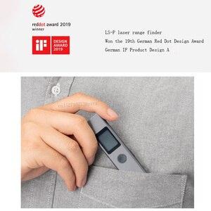 Image 5 - Youpin Duka télémètre Laser 40m LS P/LS 1S chargeur USB Portable mesure de haute précision télémètre Laser manuel anglais