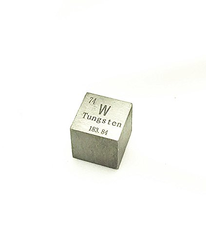 99.99% Pure Tungsten Metal Cube 10*10*10MM Tungsten Density Cube Free Shipping Tungsten Cube велосипед cube nature sl 2018