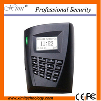 SC503 13.56MHZ card access control system with time attendance large card record and 100000 Log capacity and network
