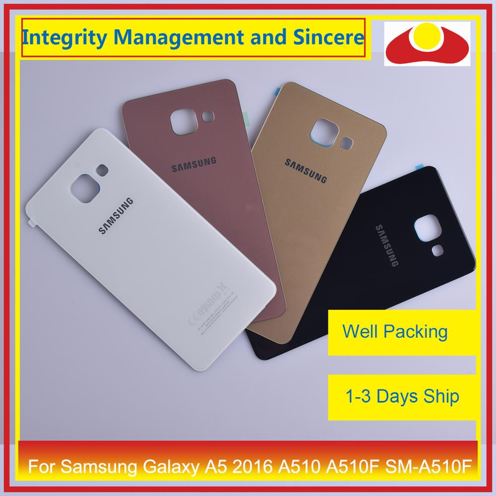 Image 2 - Original For Samsung Galaxy A5 2016 A510 A510F SM A510F Housing Battery Door Rear Back Cover Case Chassis Shell-in Mobile Phone Housings & Frames from Cellphones & Telecommunications
