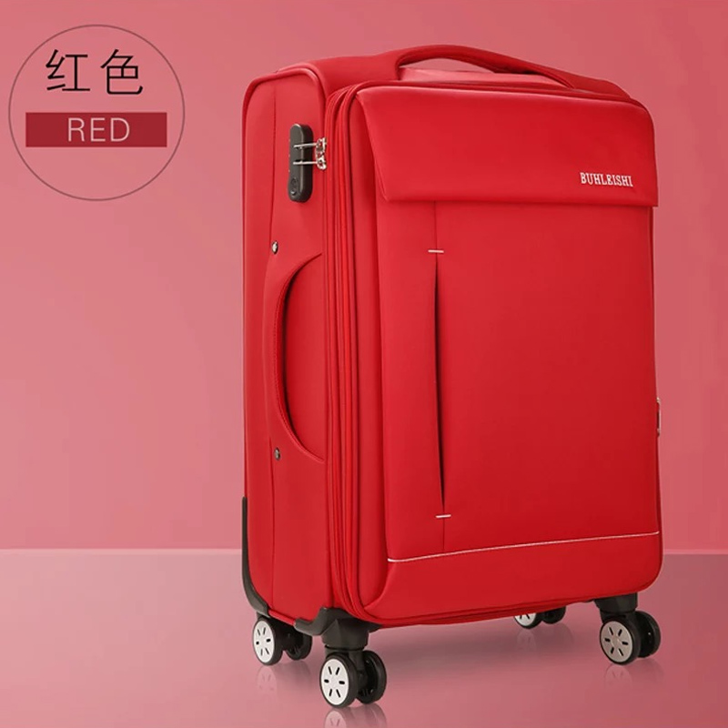 Business Oxford Rolling Luggage Casters 20 inch Men women Multifunction Carry On Wheels Suitcases Trolley Bag