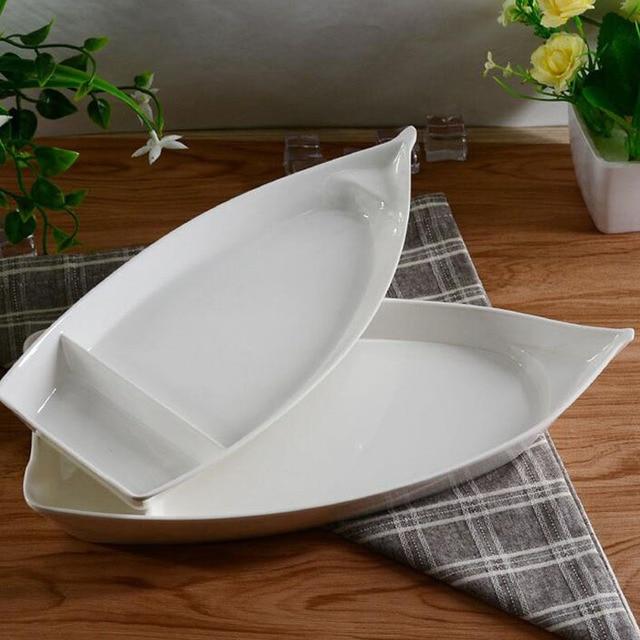 50pcs/lot Creative Ship Design A5 Melamine Dinner Plate Japanese Restaurant Sushi Food Snack Dish & 50pcs/lot Creative Ship Design A5 Melamine Dinner Plate Japanese ...