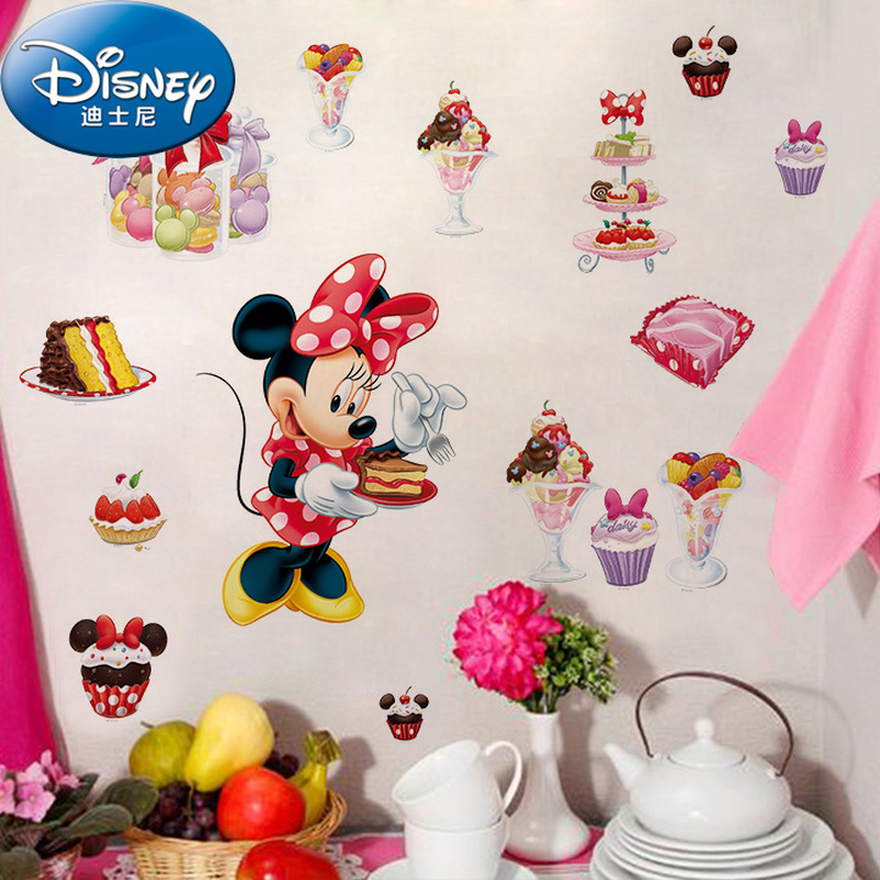 Disney Kids Diy Sticker Mickey Mouse Scroll Puzzle