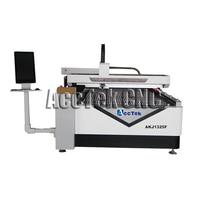 Jinan Acctek cnc cutter fiber laser cutting machine 1325