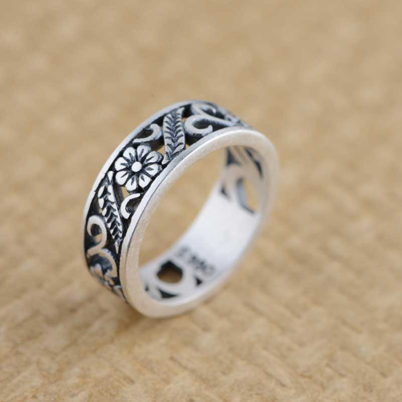 Stainless Steel Men CZ Silver Wedding Cocktail Band Ring Cool Jewelry Size 8-10