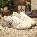 Мужская открытый холст обувь дышащая плоские туфли для мужчин эспадрильи зашнуровать белые туфли мокасин homme zapatillas XK081014