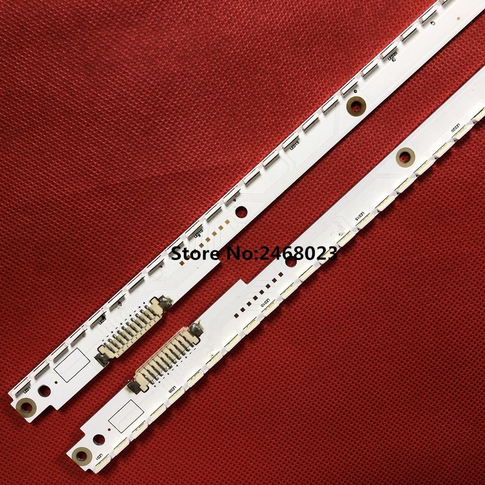 2 PCS 56LED 500mm LED backlight strip for 40Inch TV UA40ES5500R 2012SVS40 7032NNB RIGHT56 LEFT56 3D