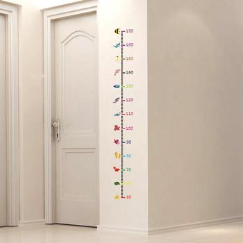 Animal Height Chart