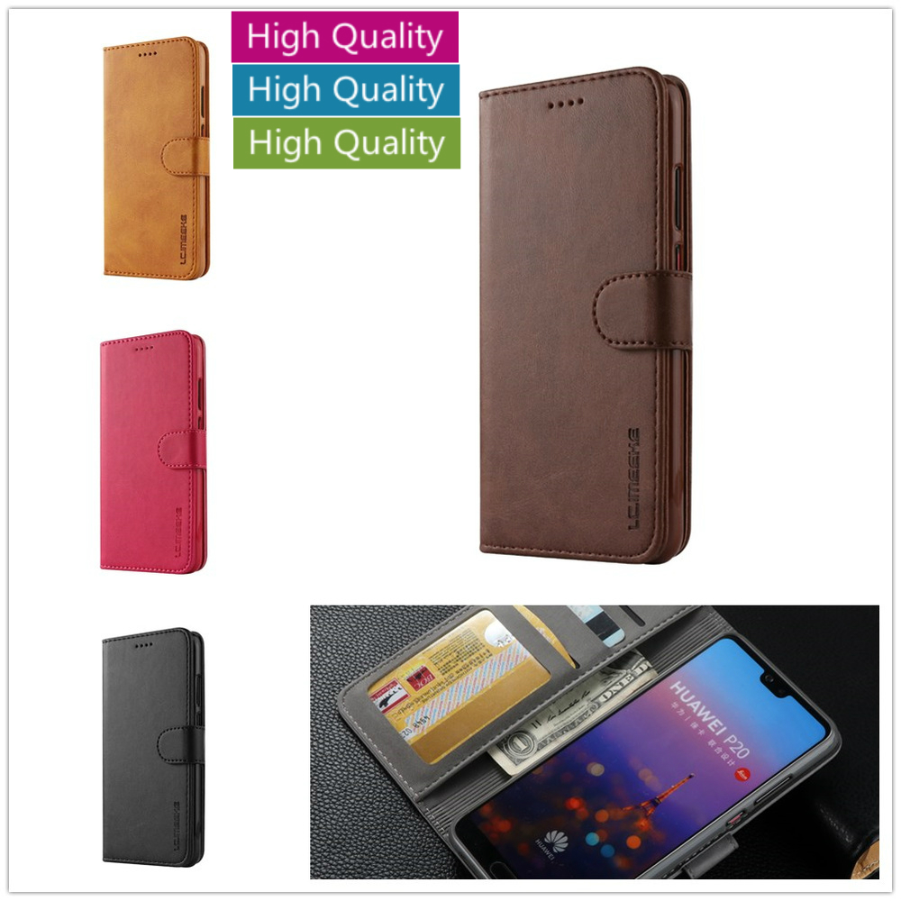 Wallet Phone Case For Huawei P30 P20 P10 P9 P 20 Lite Pro Plus Retro Leather Flip shell Huawai Mate 10 Lite carcasa Cover Bag