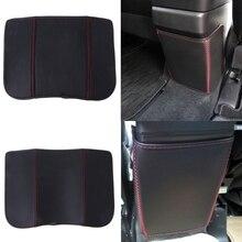 Nuovo 1 set Auto Auto Sedile Posteriore Bracciolo Box Anti-kick Pad Auto Accessori Interni Per Mitsubishi ASX 2013 -2016 di Alta Qualità