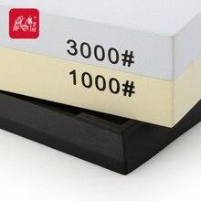 TAIDEA corundum knife stone 1000/3000 oilstone Grit Knife sharpening whetstone and honing stone