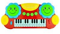 Baby Keyboard Lehre Zu Spielen Klavier Auf Die Trommel Infant kinder Früherziehung Musik Spielzeug Klavier Männliche Mädchen 1-3 Jahre jüngere