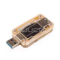 Multifunction USB Charging Monitor USB 3 0 Voltage Current Power Capacity Storage Data 5in1 Tester For