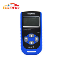 2018 New TONWON TW45 OBD2 Diagnostic Scanner A+ Quality VA G Diagnostic Scan Tool For Most V W And Au di Vehicles since 1990