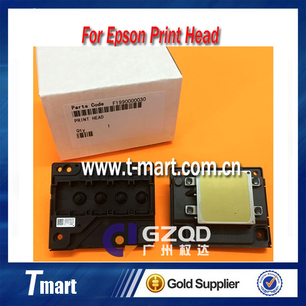 Brand new original print head for Epson WF7521 WF7511 WF7011 WF7015 WF7018 WF3011 WF3521 WF3531 printer parts with free shipping