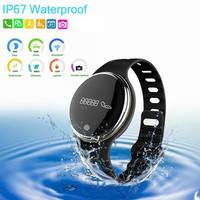 Smart Wristband E07 Smart Band Bracelet Fitness Tracker Antilost Smartband for ios android Sports Bracelet Smartwatch