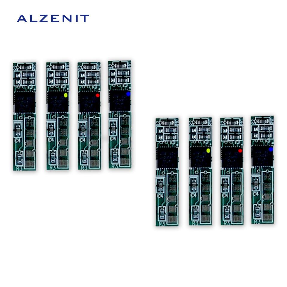4Pcs GZLSPART For Samsung CLP 310 315 409 3170 3175 OEM New Drum Count Chip Four Color Printer Parts On Sale лампа lightstar g4 led 1 5w 220v 2800k 932702