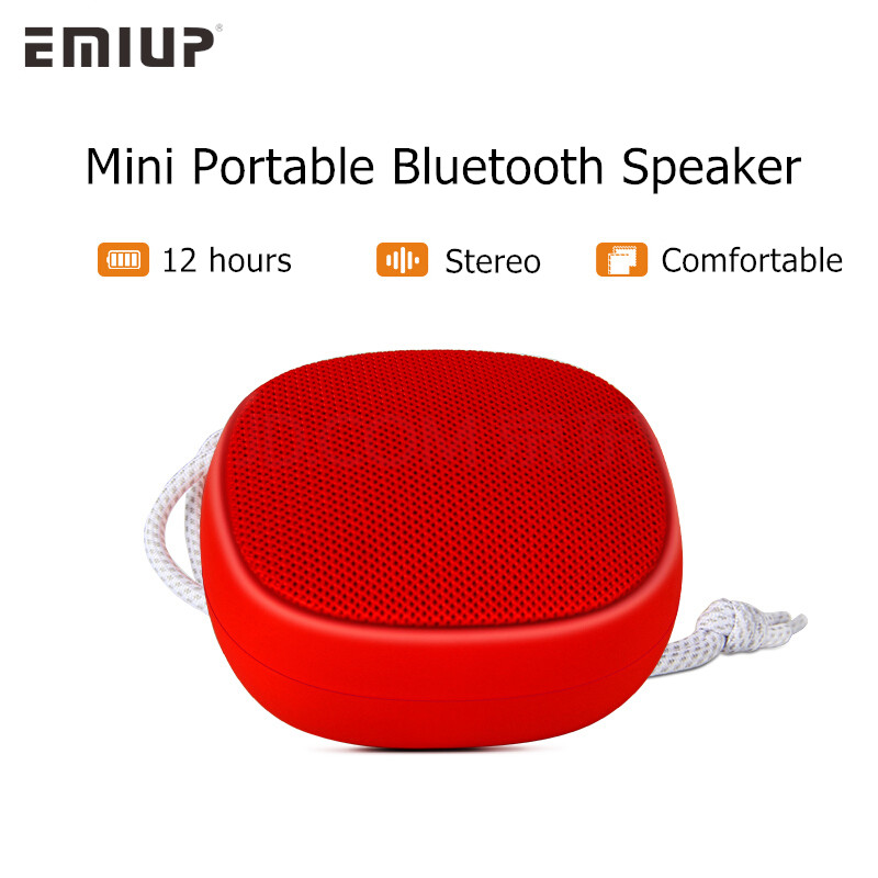 Wirless Bluetooth Speaker Built-in Mic Bluetooth Stereo Outdoor Speaker With Bass Mini Portable Speaker For iPhone Samsung Phone