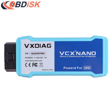 2017 New VXDIAG VCX NANO for GM/Opel GDS2 Diagnostic Tool VXDIAG for Opel/GM Scanner with Programming System USB/Wifi Version