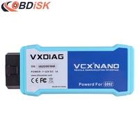 WIFI Version VXDIAG VCX NANO For GM Opel Multiple GDS2 And TIS2WEB Diagnostic Programming System