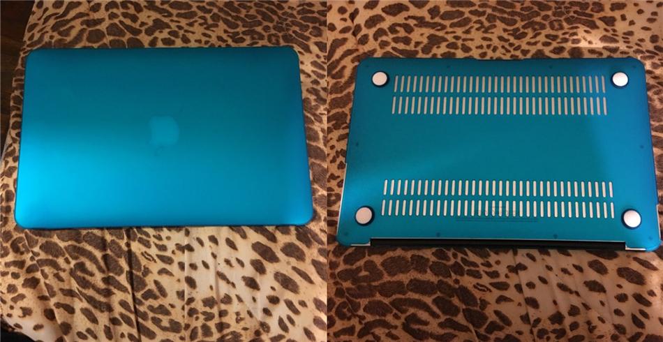 Matte Crystal Case for MacBook 34