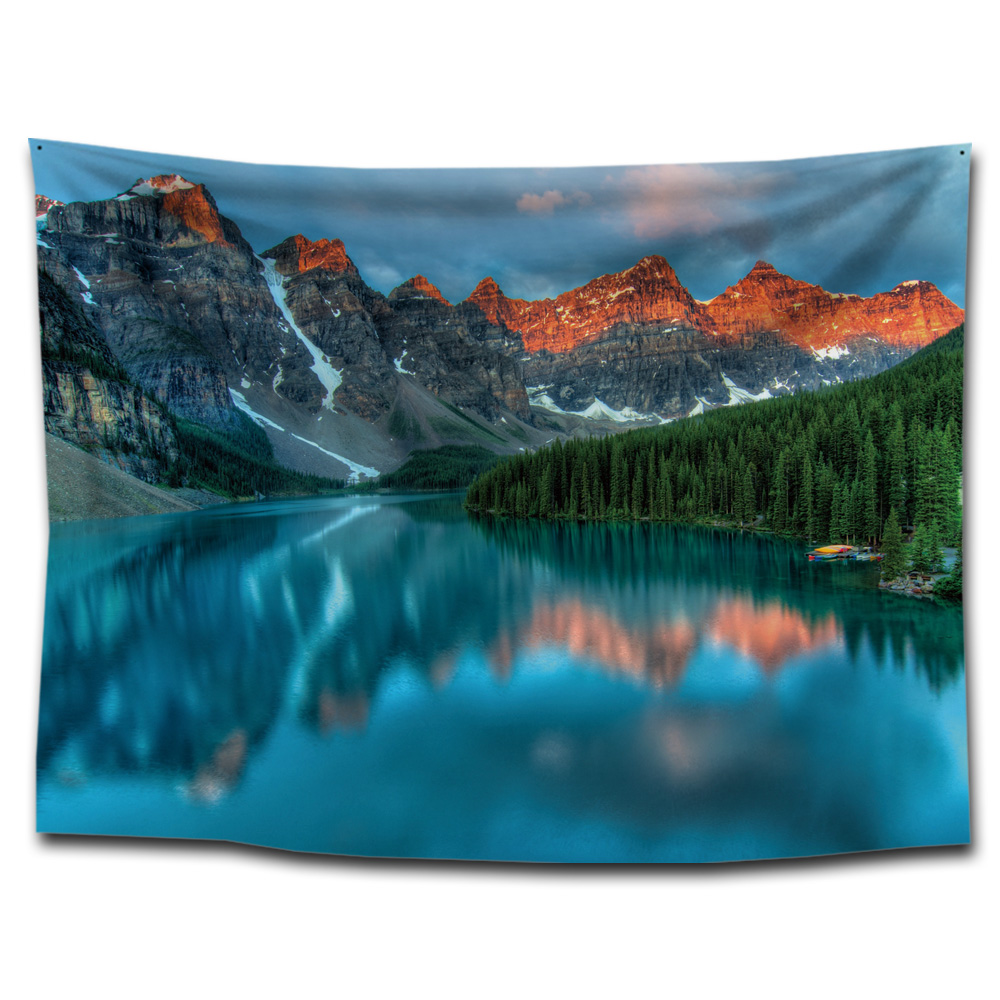 Gobelin Wall Tapestry Forest Tapestry Nature Tapestry