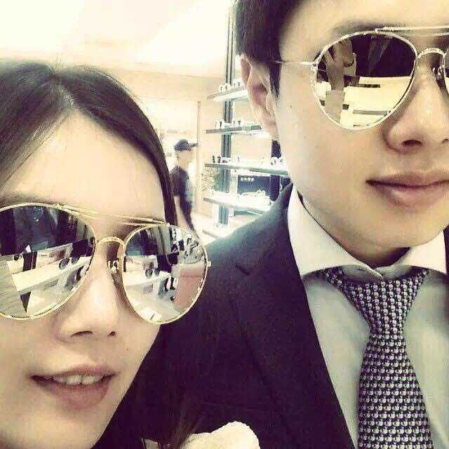996026c2ec16 Li Xiaolu same paragraph Korean V brand GENTLE MONSTER BIG BULLY sunglasses  polarized sunglasses-in Reading Glasses from Apparel Accessories on ...
