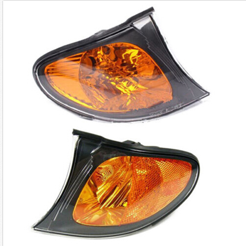 pair Left/Right Amber Parking Corner Signal Light Corner Lights Side Turn Signals Lamps Sidelights For BMW 3 Series E46 02-05 temperature and humidity sensor protective shell sht10 protective sleeve sht20 flue cured tobacco high humidity
