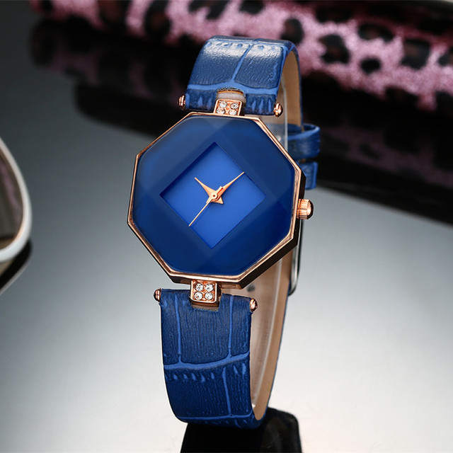 high-quality 2019 new 5color jewelry watch fashion gift table women Watches Jewe