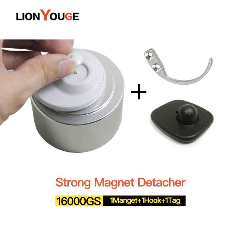 Détacheur magnétique fort universel 16000GS Eas décapant d'étiquette dure