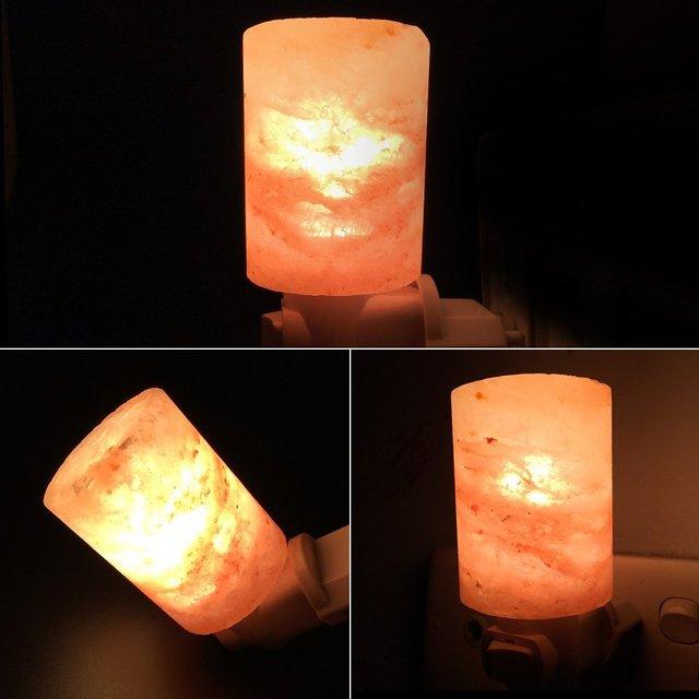 US $22.99 |Himalaya salz lampe Luftreiniger Kristall Salt Rock  Nachtnachtlicht Für Schlafzimmer Led nachtlicht in Himalaya-salz-lampe  Luftreiniger ...