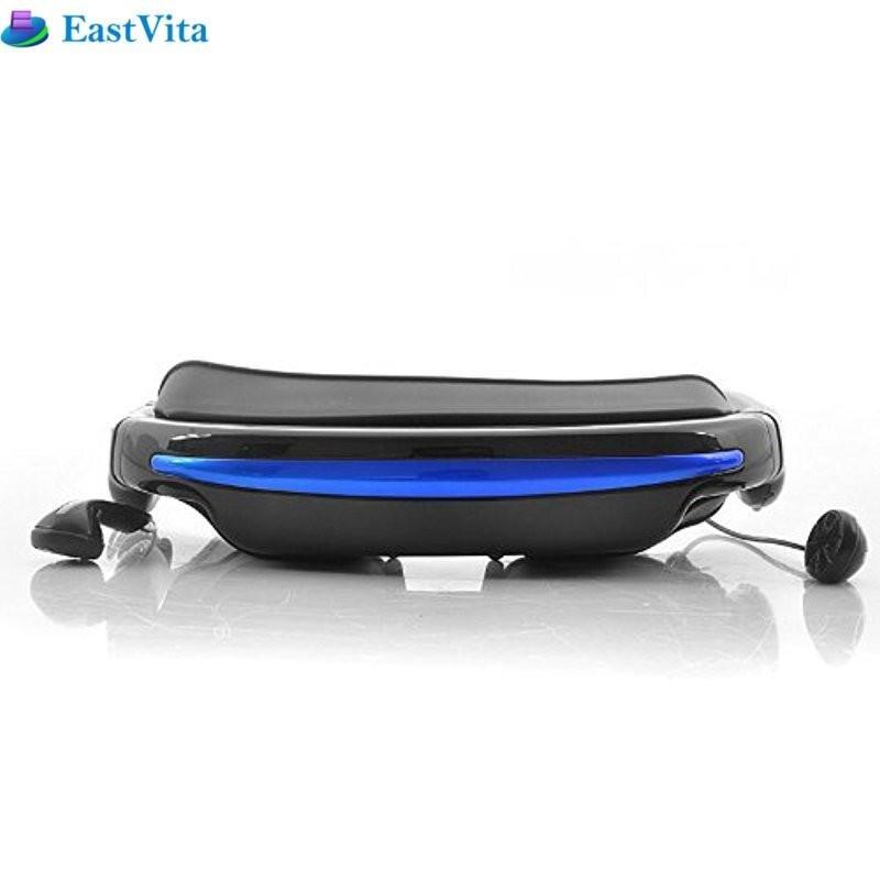 EastVita мультимедийный плеер 52 дюймов 4:3 виртуальный Экран видео-очки 3D стерео личный Театр r15