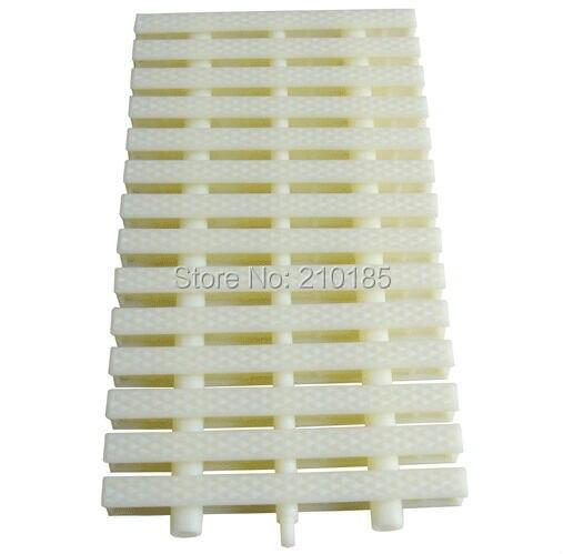 18 CM widenThe nuovo materiale PP colore osso turno tre interfacce PISCINA GRIGLIA, 20 M in una scatola Miglior prezzo