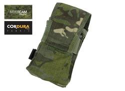 TMC podwójne etui Mag MOLLE HK417 magazyn Multicam zwrotnik (SKU050977) w Woreczki od Sport i rozrywka na