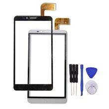Nueva Pantalla Táctil de 6 pulgadas para Ginzzu ST6040 ST 6040 Tablet Digitalizador Del Sensor de Reemplazo de Cristal Del Panel + Herramientas de Reparación