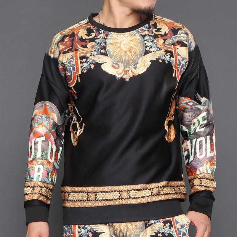Gros Homme Model O 7xl shirt Cm 1 Décontractés Grande Mec Manches 160 Hommes 2 8xl 2xl Mâle Sprint Imprimer shirts model cou Automne Taille À Longues T 9xl T axZqnXwRA4