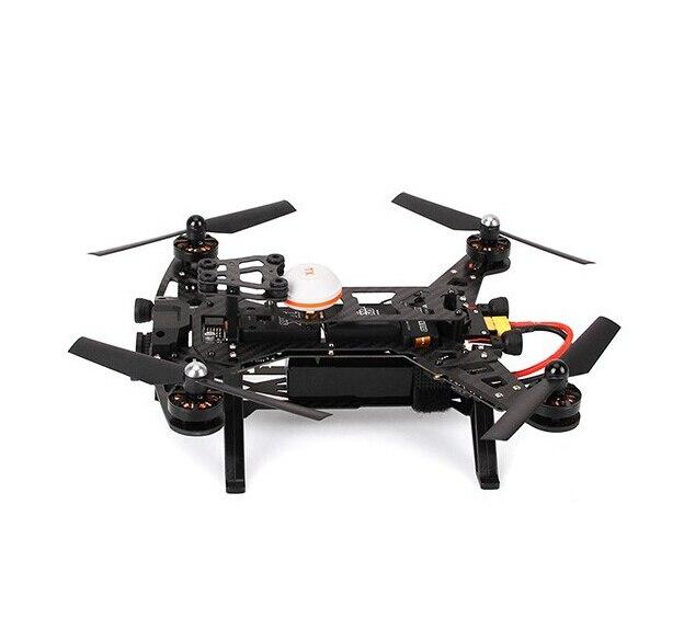 Walkera F15611 Runner 250 FPV Quadcopter Drone RTF con DEVO 7 Cámara de ALTA DEF