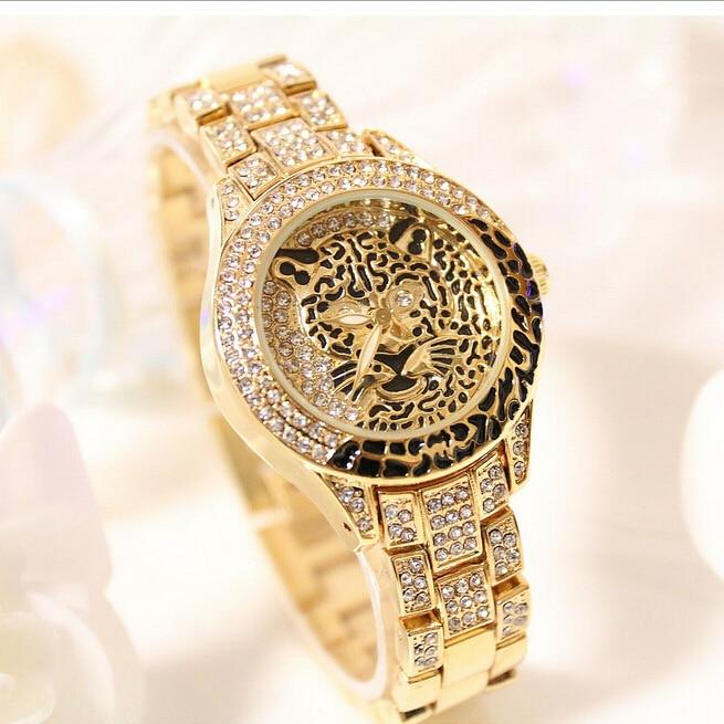 Latest New Women Watches Lady Diamond Stone Dress W