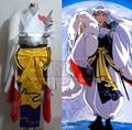 Free shipping-anime products Inuyasha Sesshoumaru Cosplay Costume